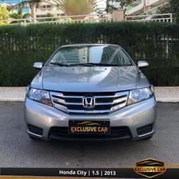 Título do anúncio: Honda City 1.5 - 2013 Automático