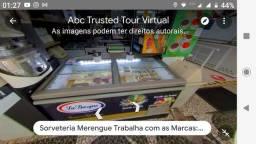 Título do anúncio: Vende-se Sorveteria Tradicional-Centro- Guarujá