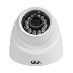 Câmera Giga GS0019 Dome Open HD Orion IR 20M Utc Dwdr (1.0MP   720p   2.6mm   Plast)