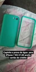 Capa para iPhone 7