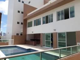 Apartamento térreo no Bancários, 02 quartos c/ piscina e elevador
