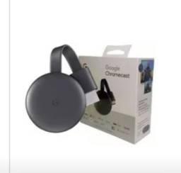 Chromecast Entrega rápida Pagamento no ato da entrega..so 115 reais zap *oupv