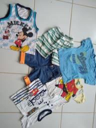 Brechó Infantil 3 reais