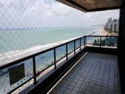Apartamento com 4 dormitórios para alugar, 346 m² por R$ 12.672,00/mês - Boa Viagem - Reci