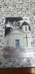 Cartão telefônico