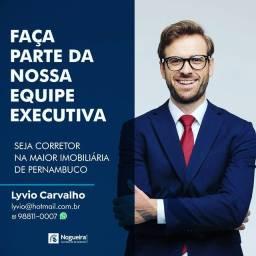 Vaga para Consultor de Vendas na Maior Imobiliária de Pernambuco
