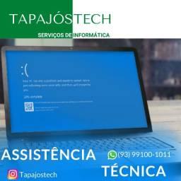 Assistência Técnica de Notebook STM e Região