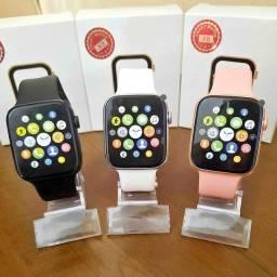 Título do anúncio: Smartwatch X8 Iwo 13 Atualizado 2021 - O Relógio Inteligente do Momento!