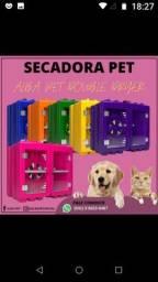 Secadoras de Pets 4 box