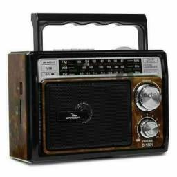 Radio de Som Retro D-1601