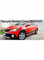 Compro Saveiro Cross 2010 a 2012
