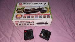 Atari Flashback 7 - 2 controles sem fio - 101 jogos