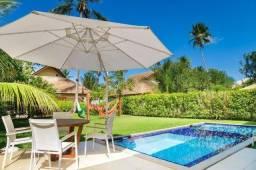 CM-Belíssima Casa de praia toda mobiliada com 136m² Praia dos Carneiros