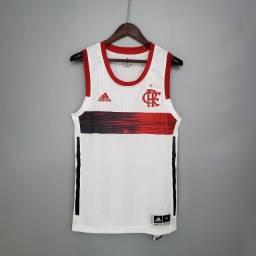 Regata Flamengo II Branca 21/22 Masculina