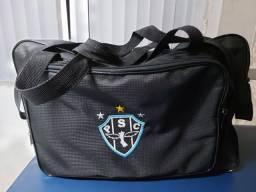 Bolsa para viagem tamanho G Paysandu Oficial (nunca usada)