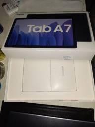 Tablet t505 novo na caixa com acessórios