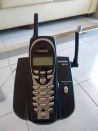 Título do anúncio: Telefone fixo sem fio