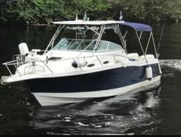 Lancha Fishing 28 Wa Poddium Nautica