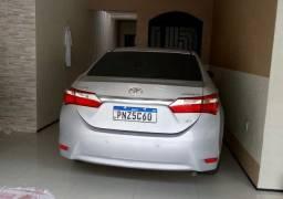 Corolla GLI,modelo 2017 automático novíssimo .