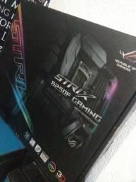 I7 7700k+B250f Gaming STRIX!