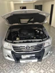 Hilux SRV 4x4 diesel 2013 - 2013