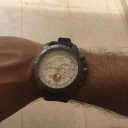 Relógio Masc pulseira de Silicone