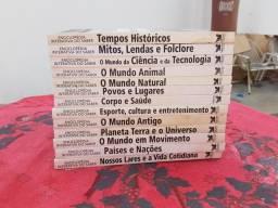 Coleção livros