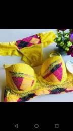 Distribuidor de lingerie e conjuntos de calcinhas