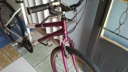 Bicicleta aro 26 18 marchas pneus bons aros aero revisada