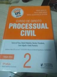 Livro Processo Civil 2