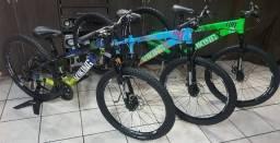Bicicleta Nova VikingX Tuff25 (Aluminio,Disco)