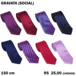 Gravata (Social) 25,00