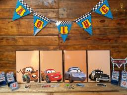 Kit personalizado carros