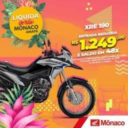 XRE 190 ABS Modelo 19/19 - 2019