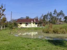 Chácara c/Terreno 6000m2 02 casas,02 tanques. * Whats. R$145mil