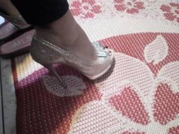 Sapato festa Bebecê Tam 39