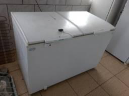 Freezer H 400 litros (Boleto, cartão e cheque)