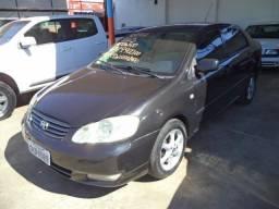Toyota Corolla XEi 1.8 Preto - 2003