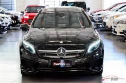 Mercedes GLA 45 MERCEDES GLA45AMG4M 2.0 TURBO 381HP TETO 42 MIL KM 4P - 2016