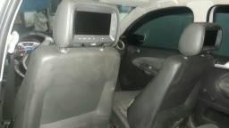 Gol G5 prata 4 portas roda esportiva aro 17 menos ar : tem 1.500, documento - 2011
