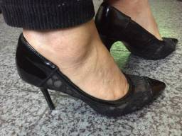 95ea8ab0b9 Sapato Scarpin Dafiti 36 Preto - Usado apenas 1 Vez