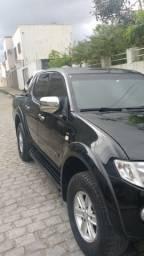 Mitsubishi L200 HPE 4x4 kit gas G5 revisada e vistoriada legitima v6 com 205cv - 2010