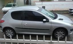Peugeot 206 1.4 2 portas, ano 2004. - 2004