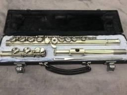 Flauta transversal yamaha vazada
