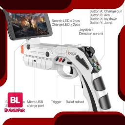 Pistola Bluetooth Celular Ar Air Gaming Gun Pg-9082 Ipega comprar usado  Duque de Caxias