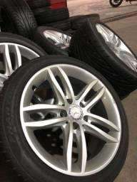 Rodas aro 17 Mercedes