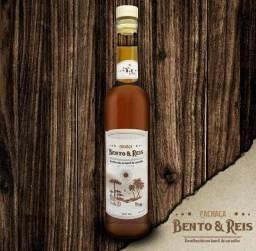 Cachaça Premium Bento & Reis 500 ml Madeira/Sabor: Carvalho