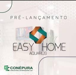 Título do anúncio: ( P ) Pré Lançamento Easy home 1 dorm com 2 vagas e varanda gourmet