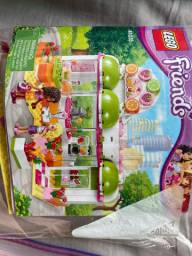Lego friends casa de sucos