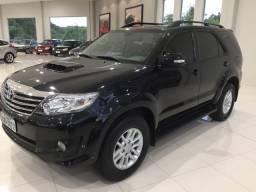 Raridade Toyota Hilux SW4 SRV 2013, Único Dono, Baixo Km, Revisado!